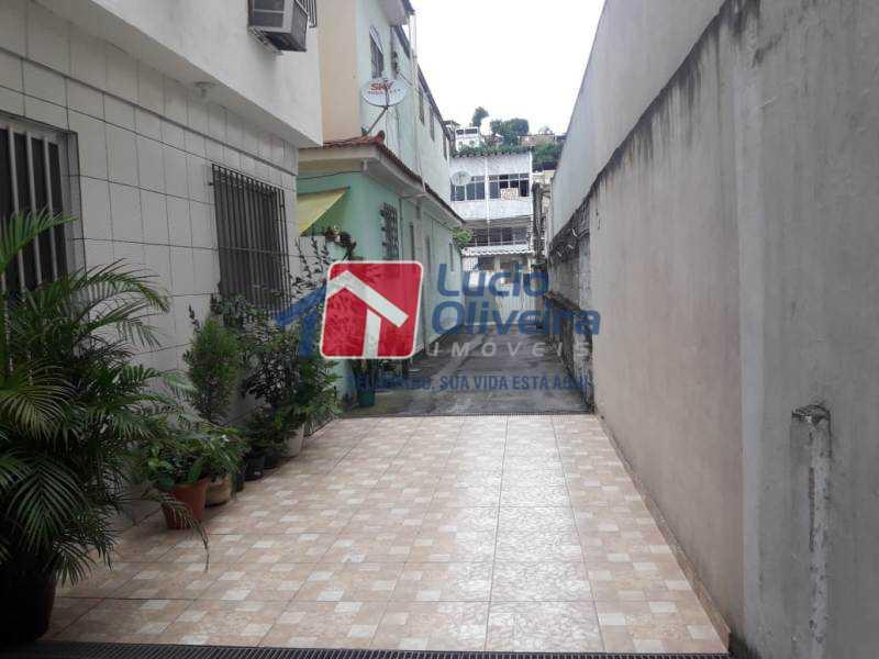 19-Vista interna Vila - Casa de Vila à venda Rua Lima Drumond,Vaz Lobo, Rio de Janeiro - R$ 190.000 - VPCV30015 - 21