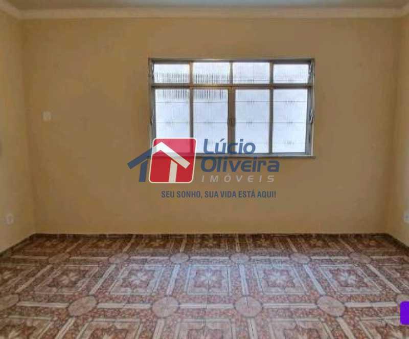 1-Sala ampla - Apartamento à venda Avenida Monsenhor Félix,Irajá, Rio de Janeiro - R$ 295.000 - VPAP21244 - 1