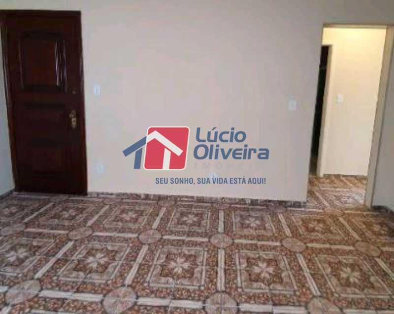 2-Sala entrada - Apartamento à venda Avenida Monsenhor Félix,Irajá, Rio de Janeiro - R$ 295.000 - VPAP21244 - 3