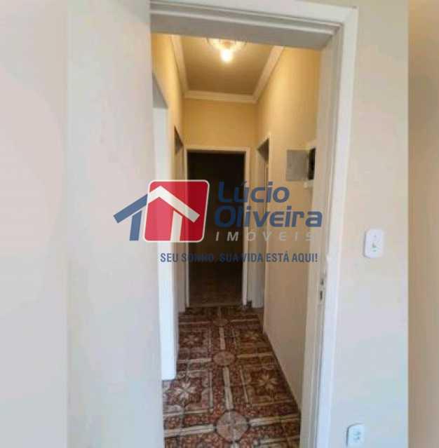 7-Circulação - Apartamento à venda Avenida Monsenhor Félix,Irajá, Rio de Janeiro - R$ 295.000 - VPAP21244 - 8