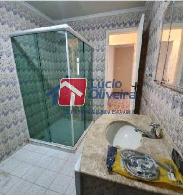 8-Banheiro social blindex - Apartamento à venda Avenida Monsenhor Félix,Irajá, Rio de Janeiro - R$ 295.000 - VPAP21244 - 9