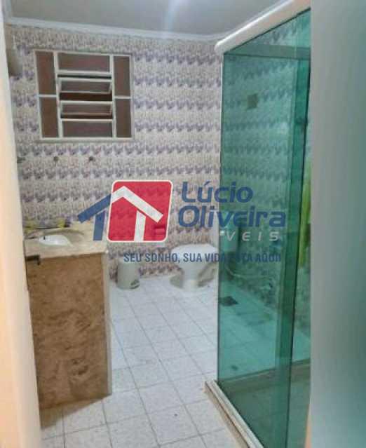 9-Banheiro social - Apartamento à venda Avenida Monsenhor Félix,Irajá, Rio de Janeiro - R$ 295.000 - VPAP21244 - 10