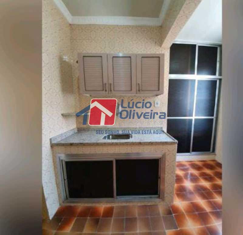 12-Cozinha - Apartamento à venda Avenida Monsenhor Félix,Irajá, Rio de Janeiro - R$ 295.000 - VPAP21244 - 13