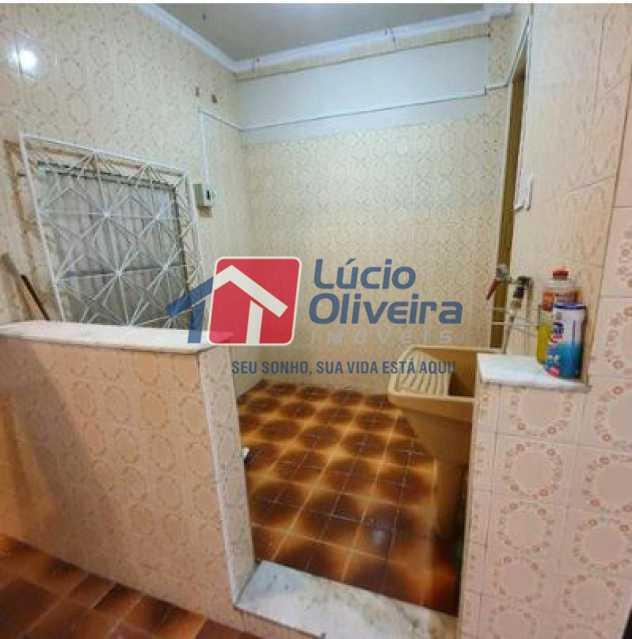 13-Lavanderia - Apartamento à venda Avenida Monsenhor Félix,Irajá, Rio de Janeiro - R$ 295.000 - VPAP21244 - 14