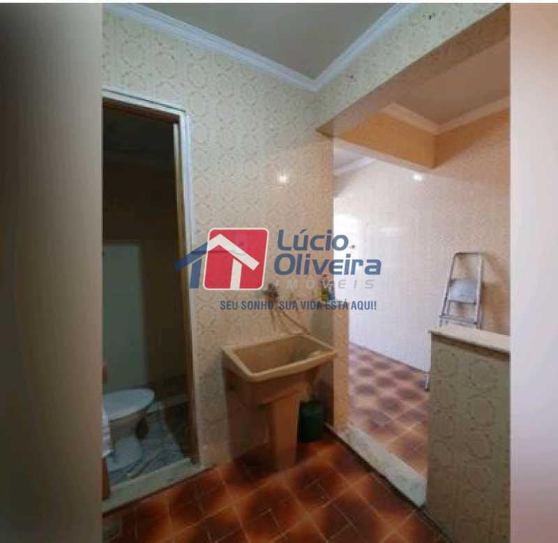 14-Area Serviço - Apartamento à venda Avenida Monsenhor Félix,Irajá, Rio de Janeiro - R$ 295.000 - VPAP21244 - 15