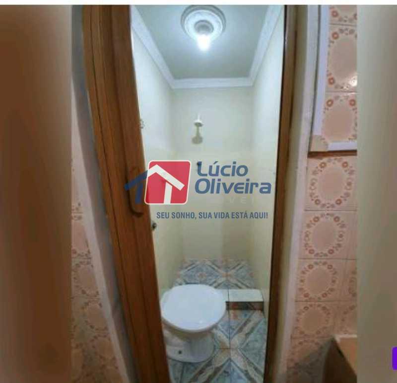 16-Banheiro serviço - Apartamento à venda Avenida Monsenhor Félix,Irajá, Rio de Janeiro - R$ 295.000 - VPAP21244 - 17