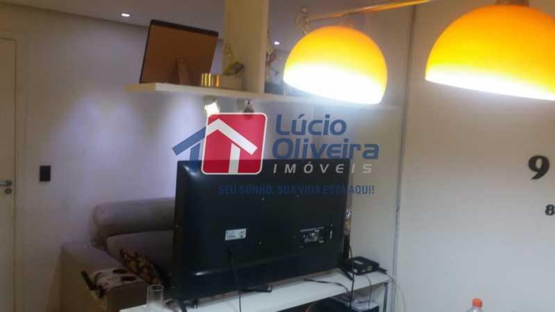 2 sala 3. - Apartamento à venda Avenida Pastor Martin Luther King Jr,Vicente de Carvalho, Rio de Janeiro - R$ 235.000 - VPAP21247 - 3