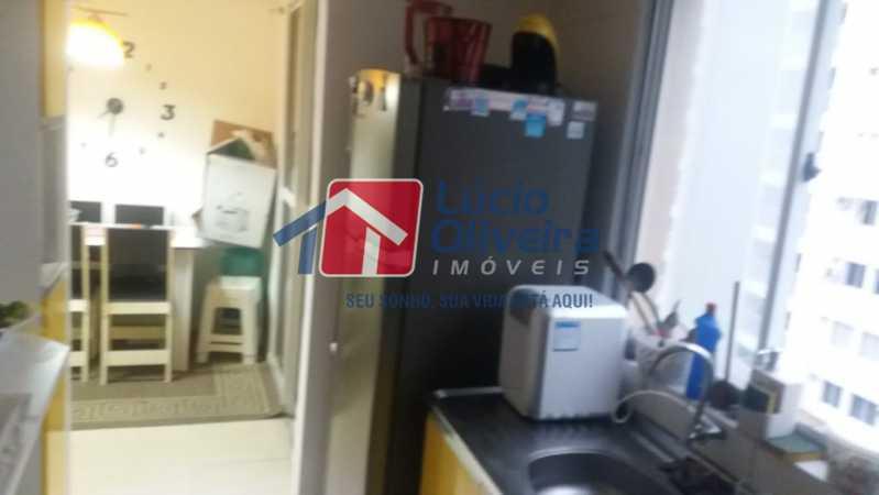 10 cozinha 2. - Apartamento à venda Avenida Pastor Martin Luther King Jr,Vicente de Carvalho, Rio de Janeiro - R$ 235.000 - VPAP21247 - 11