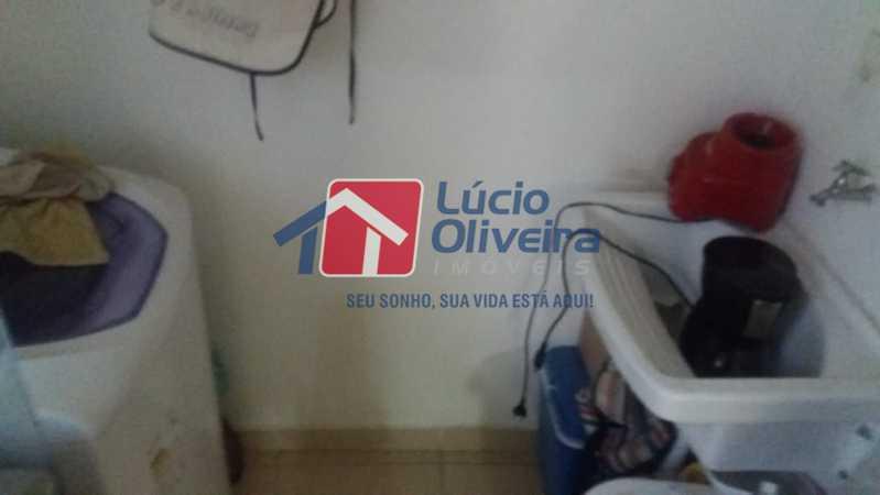 11 area. - Apartamento à venda Avenida Pastor Martin Luther King Jr,Vicente de Carvalho, Rio de Janeiro - R$ 235.000 - VPAP21247 - 12