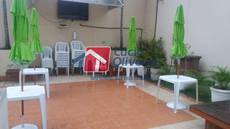 12 area churrasco. - Apartamento à venda Avenida Pastor Martin Luther King Jr,Vicente de Carvalho, Rio de Janeiro - R$ 235.000 - VPAP21247 - 13