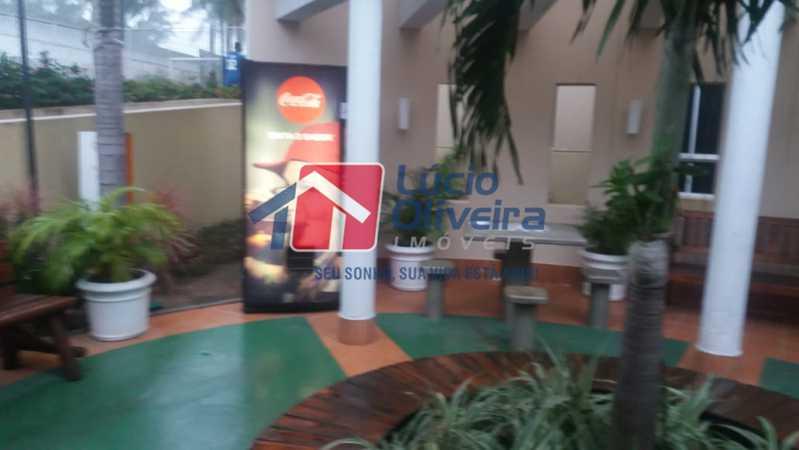 17 espaço lazer. - Apartamento à venda Avenida Pastor Martin Luther King Jr,Vicente de Carvalho, Rio de Janeiro - R$ 235.000 - VPAP21247 - 18