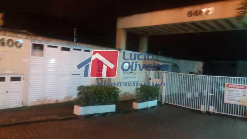19 entrada. - Apartamento à venda Avenida Pastor Martin Luther King Jr,Vicente de Carvalho, Rio de Janeiro - R$ 235.000 - VPAP21247 - 20