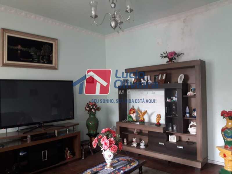 1- Sala 2 ambientes - Casa Rua Quito,Penha, Rio de Janeiro, RJ À Venda, 2 Quartos, 102m² - VPCA20244 - 1