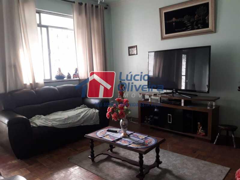 2-Sala 2 ambientes.. - Casa Rua Quito,Penha, Rio de Janeiro, RJ À Venda, 2 Quartos, 102m² - VPCA20244 - 3