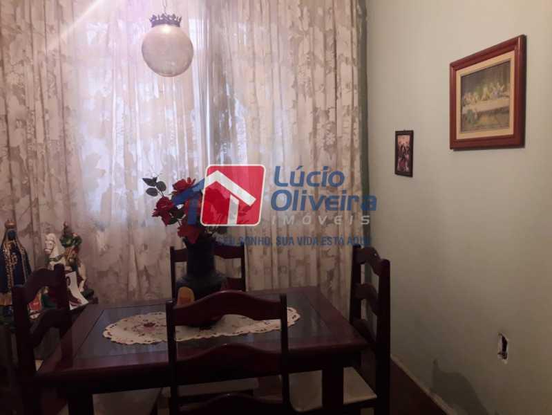 6-Quarto solteiro. - Casa Rua Quito,Penha, Rio de Janeiro, RJ À Venda, 2 Quartos, 102m² - VPCA20244 - 8