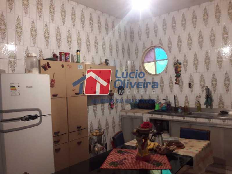 8-Cozinha - Casa Rua Quito,Penha, Rio de Janeiro, RJ À Venda, 2 Quartos, 102m² - VPCA20244 - 10
