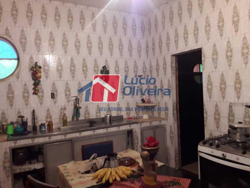 9-Copa cozinha - Casa Rua Quito,Penha, Rio de Janeiro, RJ À Venda, 2 Quartos, 102m² - VPCA20244 - 11