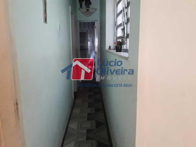 12-Circulação.. - Casa Rua Quito,Penha, Rio de Janeiro, RJ À Venda, 2 Quartos, 102m² - VPCA20244 - 14