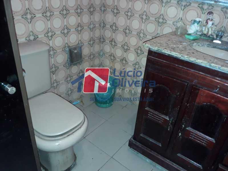 14-Banheiro social........ - Casa Rua Quito,Penha, Rio de Janeiro, RJ À Venda, 2 Quartos, 102m² - VPCA20244 - 16