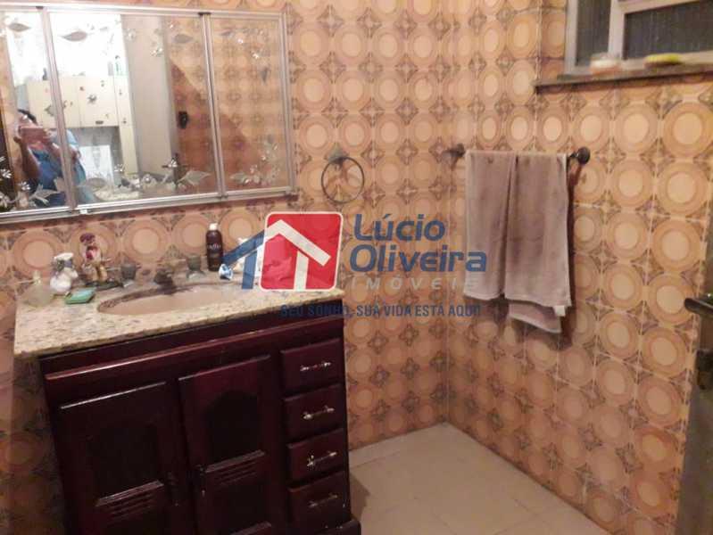 15-Banheiro social... - Casa Rua Quito,Penha, Rio de Janeiro, RJ À Venda, 2 Quartos, 102m² - VPCA20244 - 17