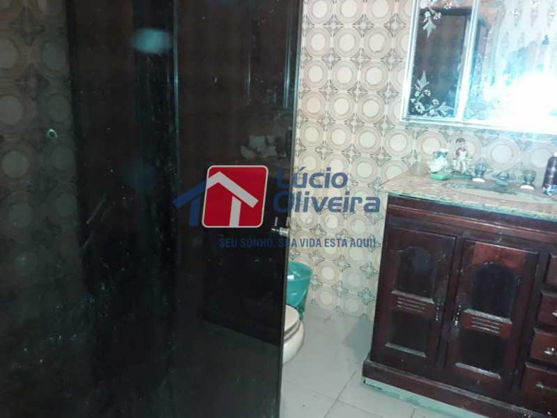 16-Banheiro social - Casa Rua Quito,Penha, Rio de Janeiro, RJ À Venda, 2 Quartos, 102m² - VPCA20244 - 18