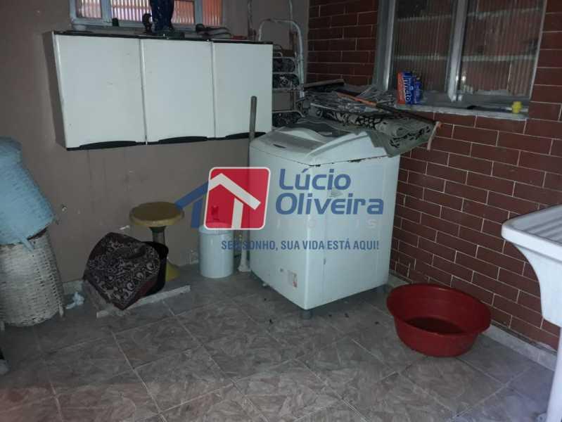 17-Area fundos - Casa Rua Quito,Penha, Rio de Janeiro, RJ À Venda, 2 Quartos, 102m² - VPCA20244 - 19
