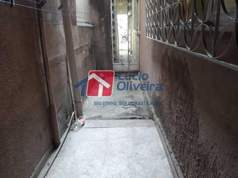 19-Lateral - Casa Rua Quito,Penha, Rio de Janeiro, RJ À Venda, 2 Quartos, 102m² - VPCA20244 - 21