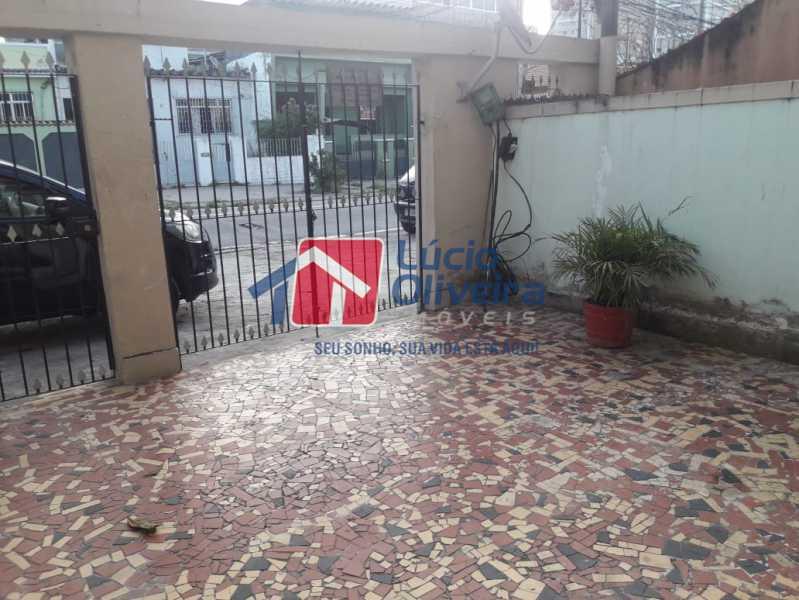 20-Quintal frente - Casa Rua Quito,Penha, Rio de Janeiro, RJ À Venda, 2 Quartos, 102m² - VPCA20244 - 22