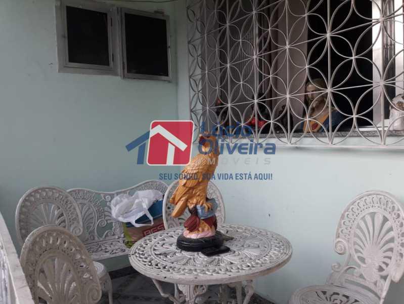 21-Varanda.. - Casa Rua Quito,Penha, Rio de Janeiro, RJ À Venda, 2 Quartos, 102m² - VPCA20244 - 23