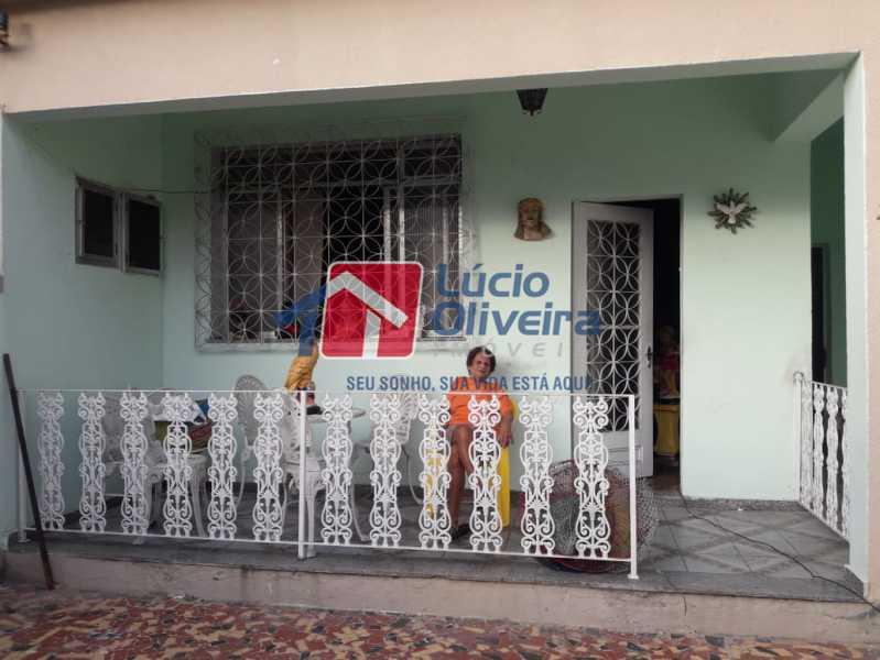 22-Varanda - Casa Rua Quito,Penha, Rio de Janeiro, RJ À Venda, 2 Quartos, 102m² - VPCA20244 - 24