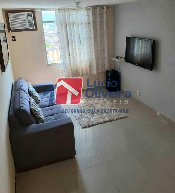 01- Sala - Apartamento à venda Rua Engenho do Mato,Tomás Coelho, Rio de Janeiro - R$ 100.000 - VPAP21253 - 1