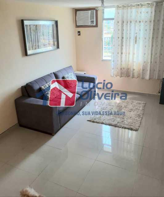 02- Sala - Apartamento à venda Rua Engenho do Mato,Tomás Coelho, Rio de Janeiro - R$ 100.000 - VPAP21253 - 3