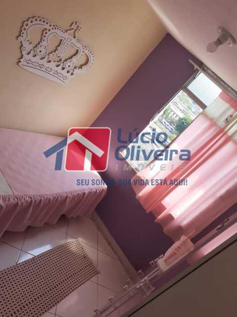 05- Quarto S. - Apartamento à venda Rua Engenho do Mato,Tomás Coelho, Rio de Janeiro - R$ 100.000 - VPAP21253 - 6