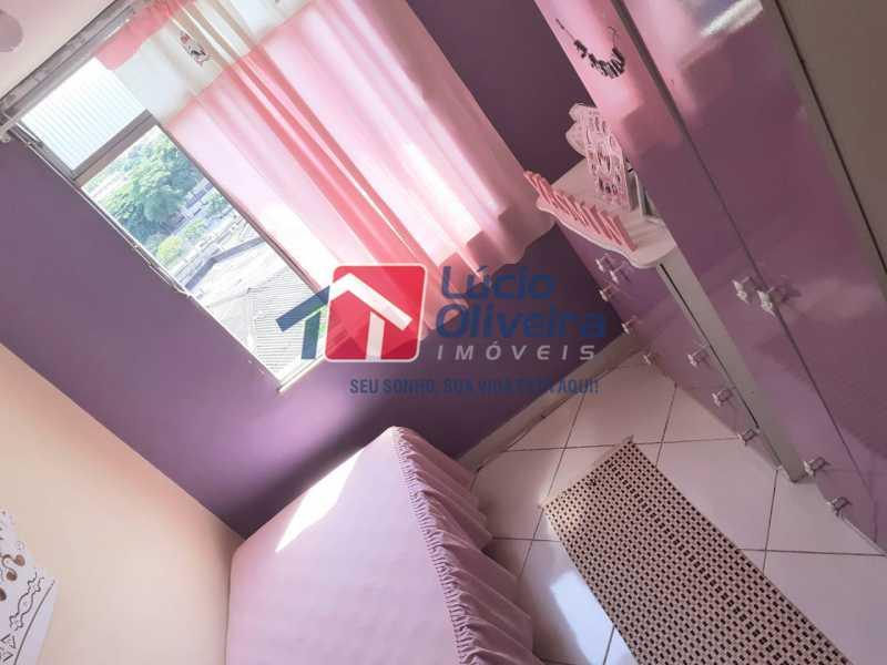 06- Quarto S. - Apartamento à venda Rua Engenho do Mato,Tomás Coelho, Rio de Janeiro - R$ 100.000 - VPAP21253 - 7
