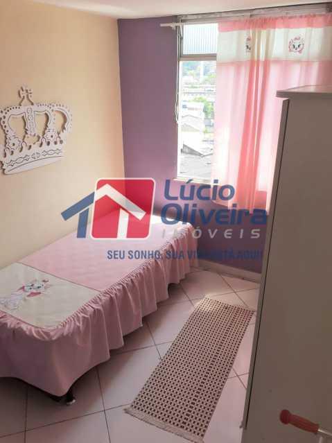 07- Quarto S. - Apartamento à venda Rua Engenho do Mato,Tomás Coelho, Rio de Janeiro - R$ 100.000 - VPAP21253 - 8