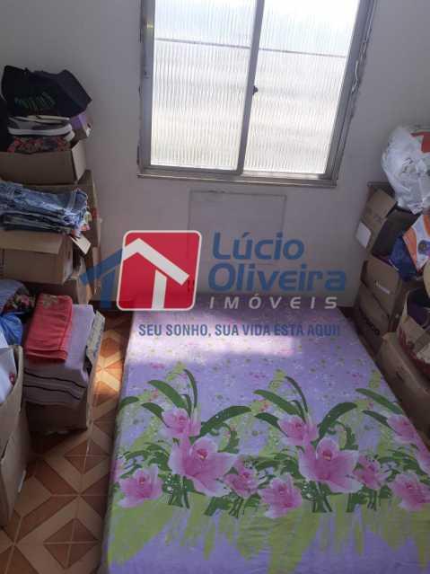 08- Quarto C. - Apartamento à venda Rua Engenho do Mato,Tomás Coelho, Rio de Janeiro - R$ 100.000 - VPAP21253 - 9
