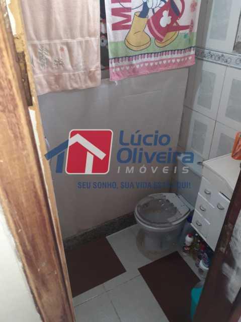 09- Banheiro - Apartamento à venda Rua Engenho do Mato,Tomás Coelho, Rio de Janeiro - R$ 100.000 - VPAP21253 - 10