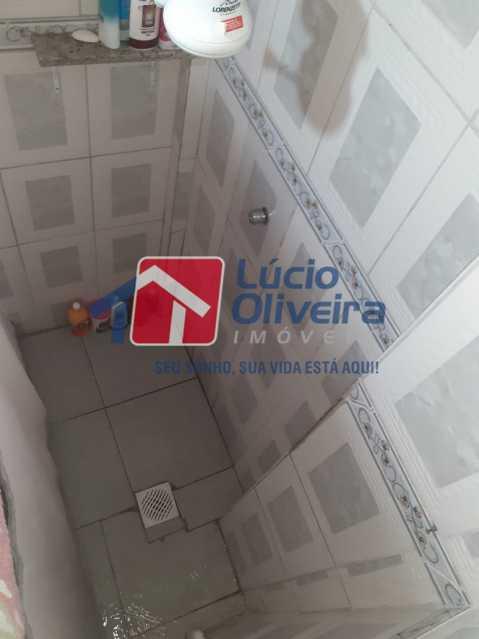 10- Banheiro - Apartamento à venda Rua Engenho do Mato,Tomás Coelho, Rio de Janeiro - R$ 100.000 - VPAP21253 - 11