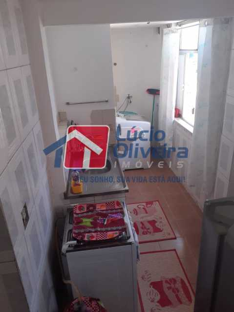 11- Cozinha - Apartamento à venda Rua Engenho do Mato,Tomás Coelho, Rio de Janeiro - R$ 100.000 - VPAP21253 - 12