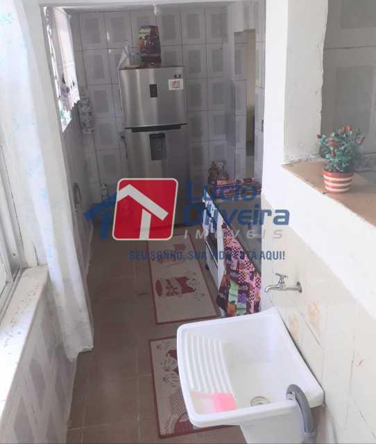 13- Area - Apartamento à venda Rua Engenho do Mato,Tomás Coelho, Rio de Janeiro - R$ 100.000 - VPAP21253 - 14