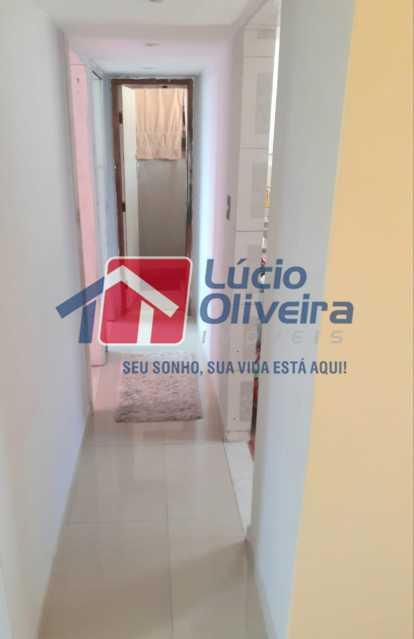 14- Circualção - Apartamento à venda Rua Engenho do Mato,Tomás Coelho, Rio de Janeiro - R$ 100.000 - VPAP21253 - 15