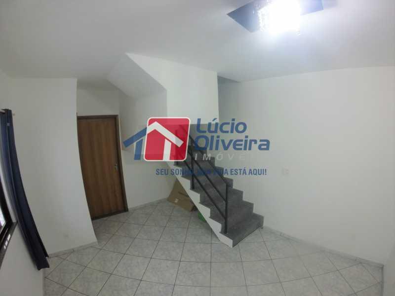 2 Sala - Casa para alugar Rua Libia,Vila da Penha, Rio de Janeiro - R$ 1.100 - VPCA20245 - 3