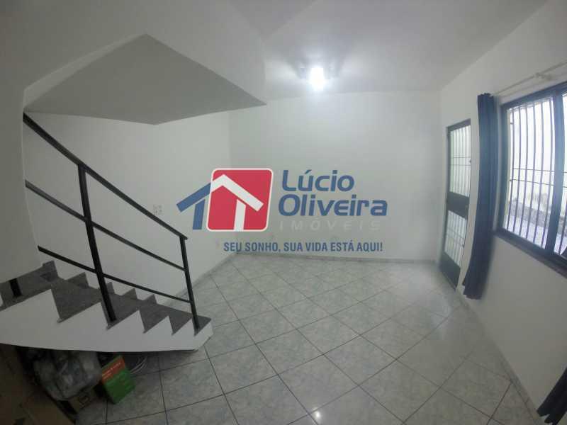 4 Sala - Casa para alugar Rua Libia,Vila da Penha, Rio de Janeiro - R$ 1.100 - VPCA20245 - 5