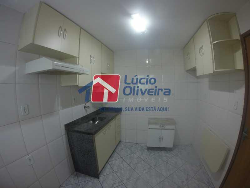 6 Cozinha - Casa para alugar Rua Libia,Vila da Penha, Rio de Janeiro - R$ 1.100 - VPCA20245 - 7