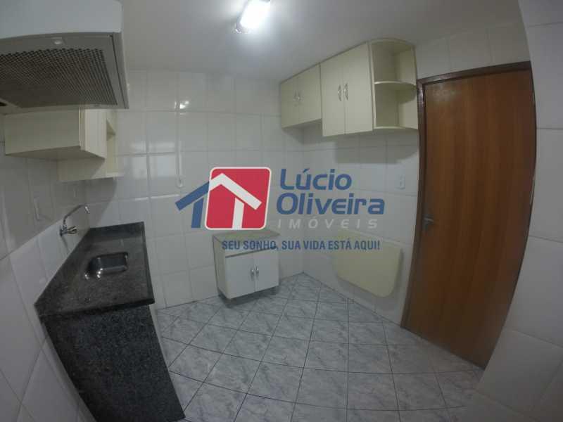 7 Cozinha - Casa para alugar Rua Libia,Vila da Penha, Rio de Janeiro - R$ 1.100 - VPCA20245 - 8