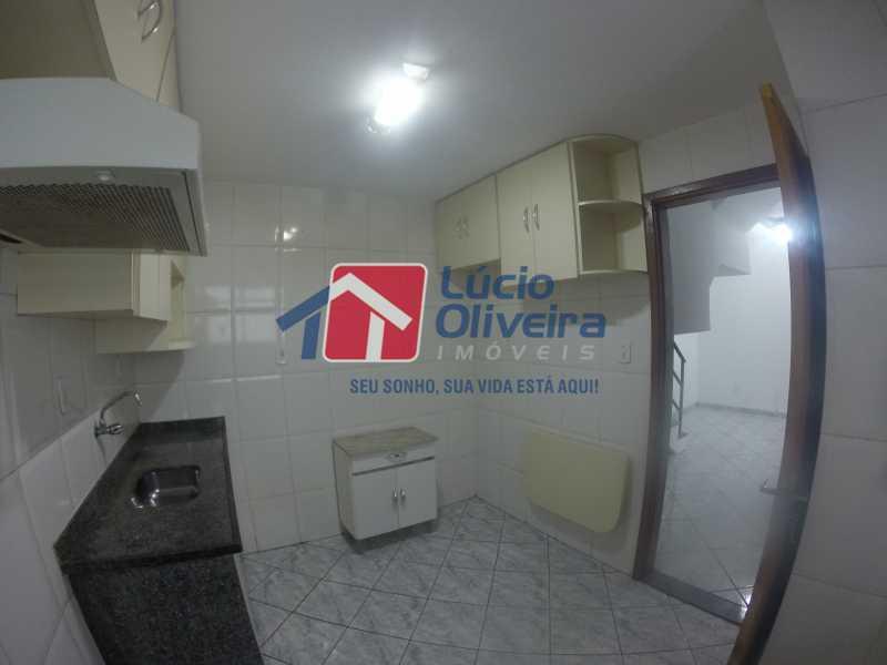 8 Cozinha - Casa para alugar Rua Libia,Vila da Penha, Rio de Janeiro - R$ 1.100 - VPCA20245 - 9