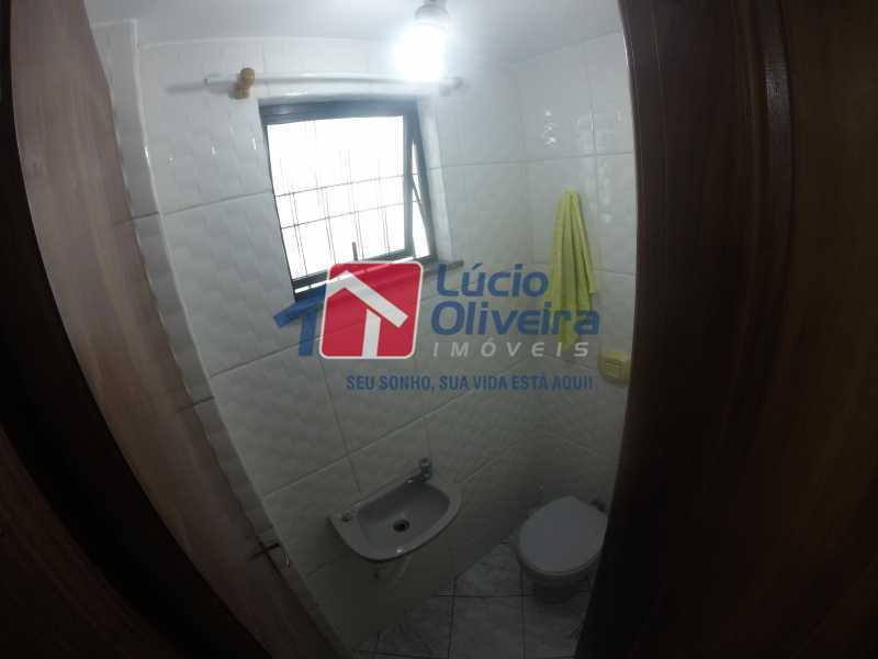 9 Lavabo - Casa para alugar Rua Libia,Vila da Penha, Rio de Janeiro - R$ 1.100 - VPCA20245 - 10