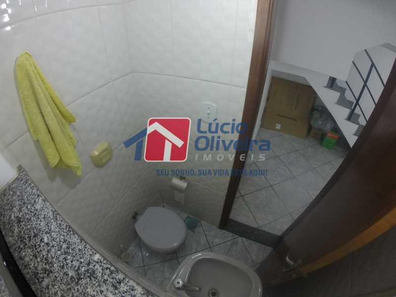 10 Lavabo - Casa para alugar Rua Libia,Vila da Penha, Rio de Janeiro - R$ 1.100 - VPCA20245 - 11