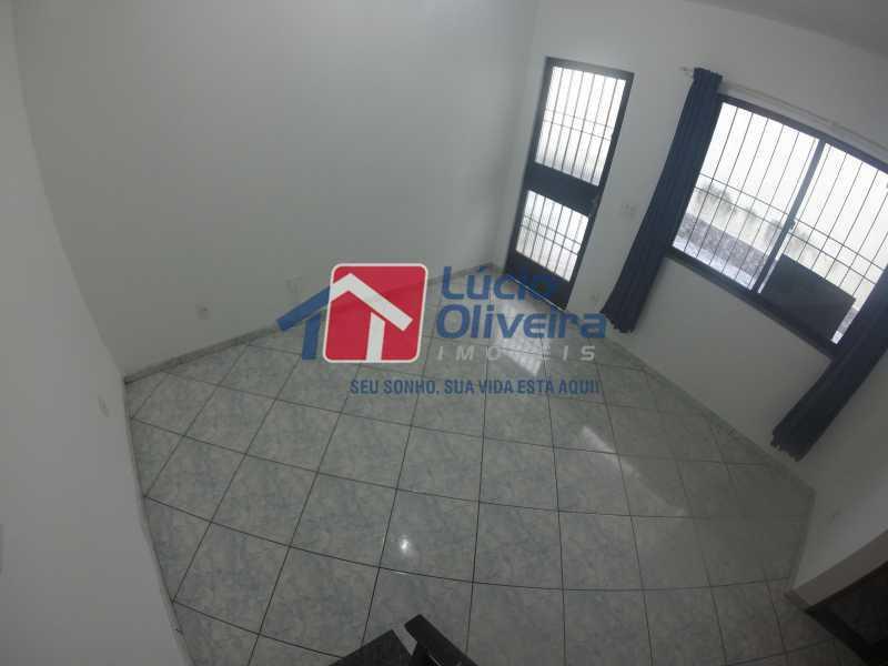 1 Sala - Casa para alugar Rua Libia,Vila da Penha, Rio de Janeiro - R$ 1.100 - VPCA20245 - 1