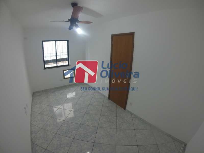 12 Quarto um - Casa para alugar Rua Libia,Vila da Penha, Rio de Janeiro - R$ 1.100 - VPCA20245 - 13